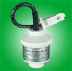 Oxygen sensor and flow sensor, 2 wired cable con